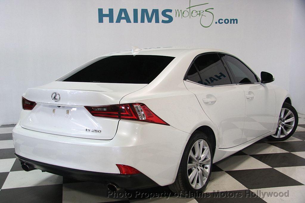 2015 Lexus IS 250 Base Trim - 17165118 - 6