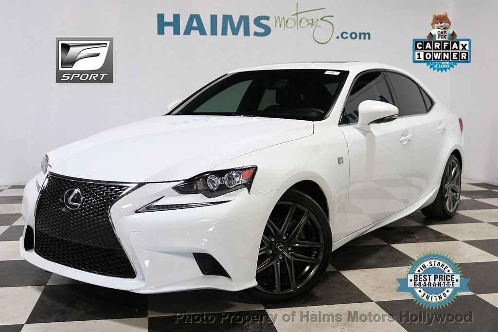 2015 Lexus IS 250 Base Trim - 18094328 - 0