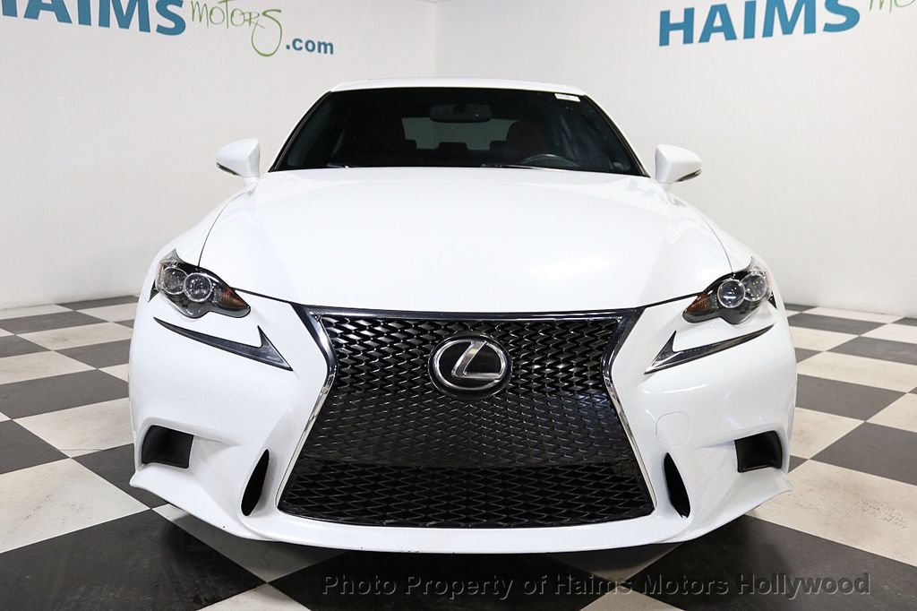 2015 Lexus IS 250 Base Trim - 18094328 - 2
