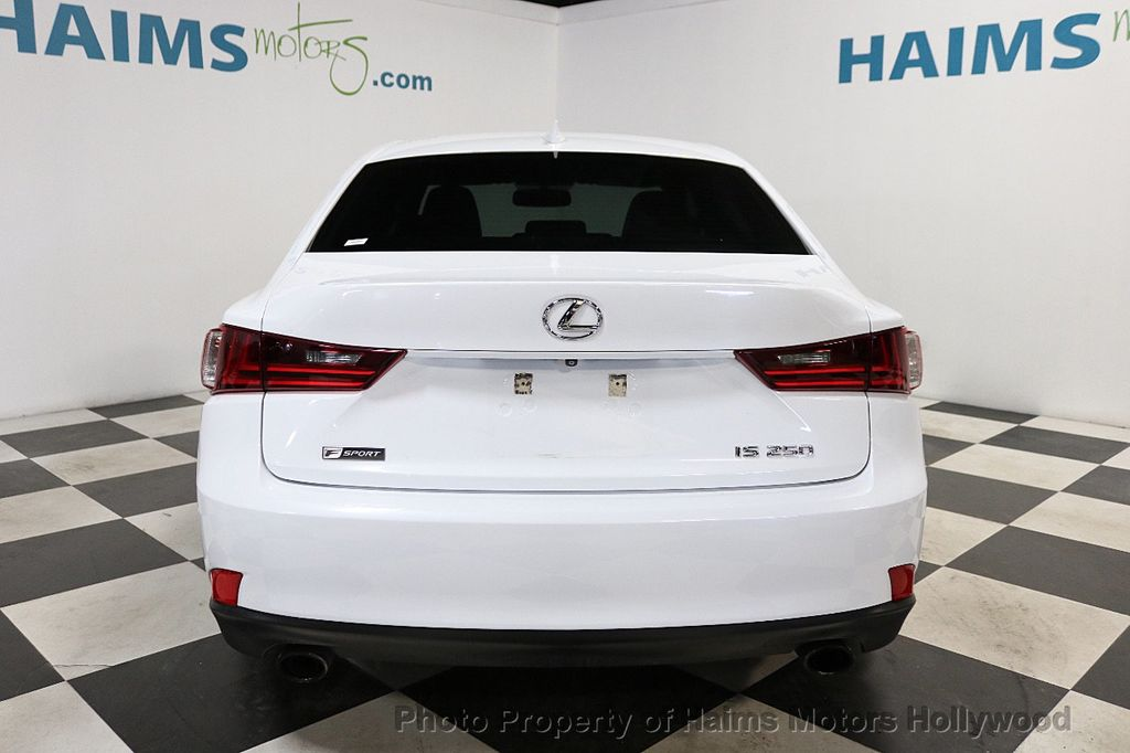 2015 Lexus IS 250 Base Trim - 18094328 - 5