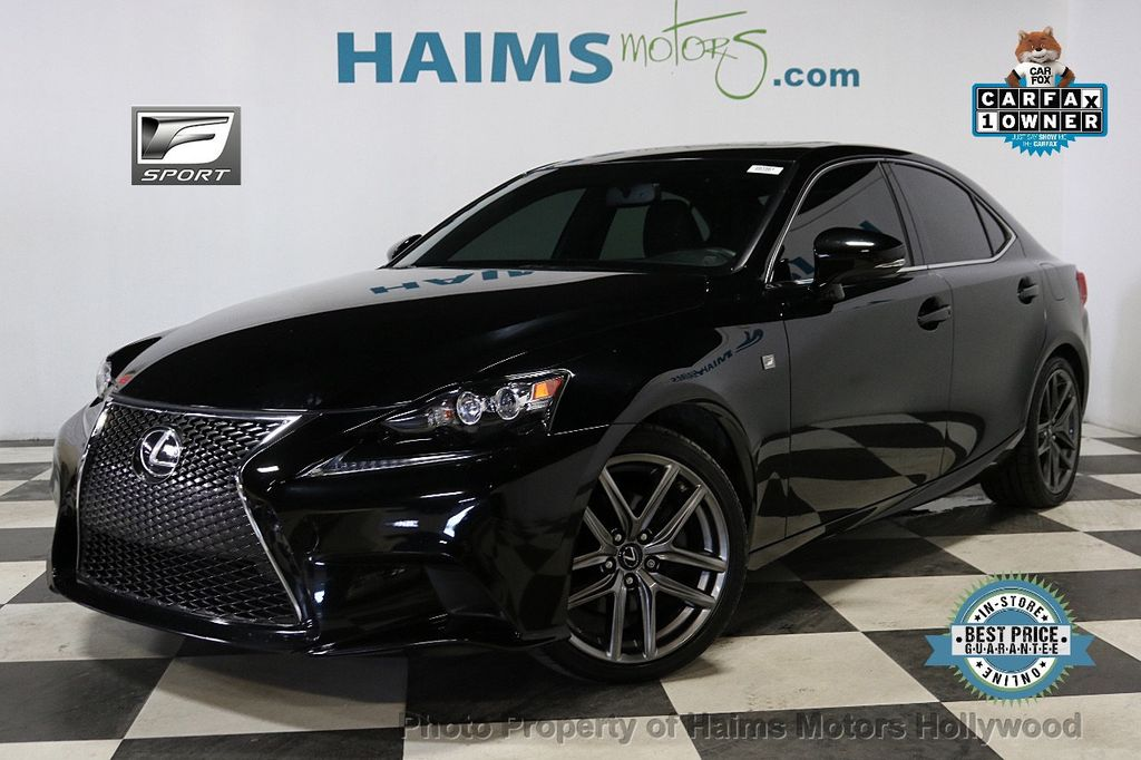 2015 Lexus IS 250 Base Trim - 18143363 - 0