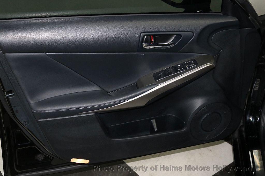 2015 Lexus IS 250 Base Trim - 18143363 - 10