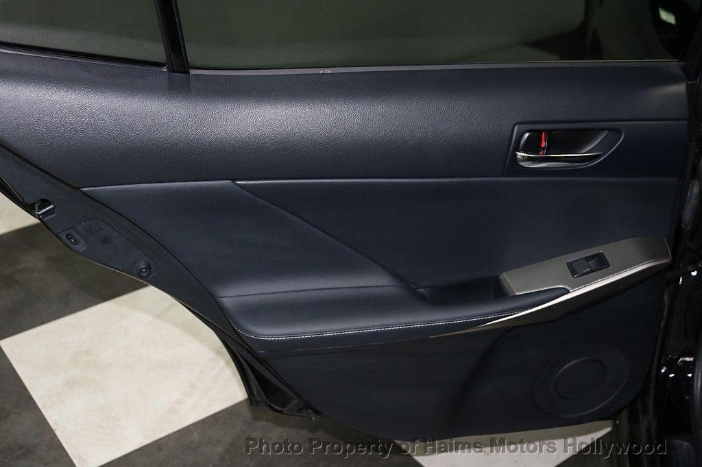 2015 Lexus IS 250 Base Trim - 18143363 - 11