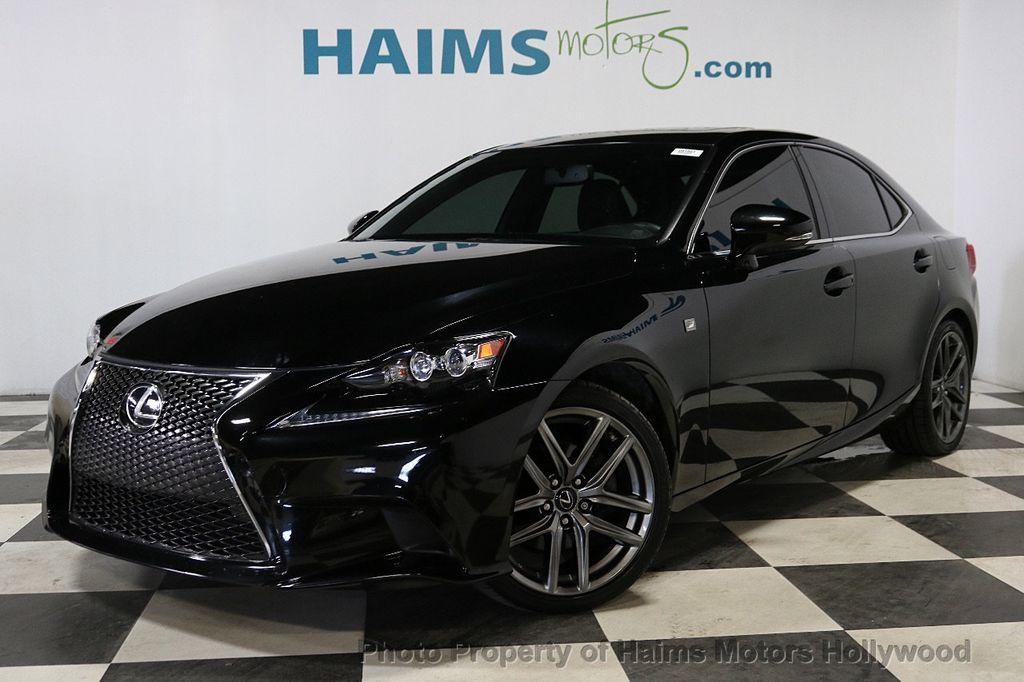 2015 Lexus IS 250 Base Trim - 18143363 - 1