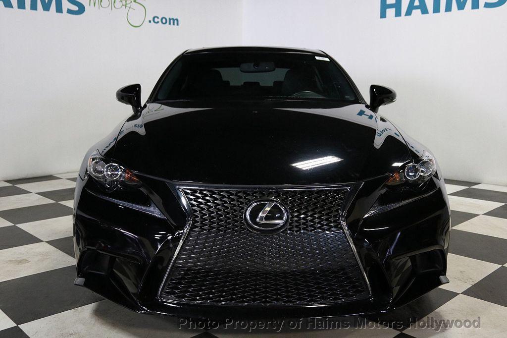 2015 Lexus IS 250 Base Trim - 18143363 - 2