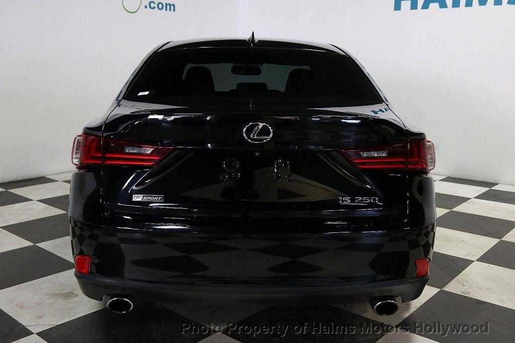 2015 Lexus IS 250 Base Trim - 18143363 - 5