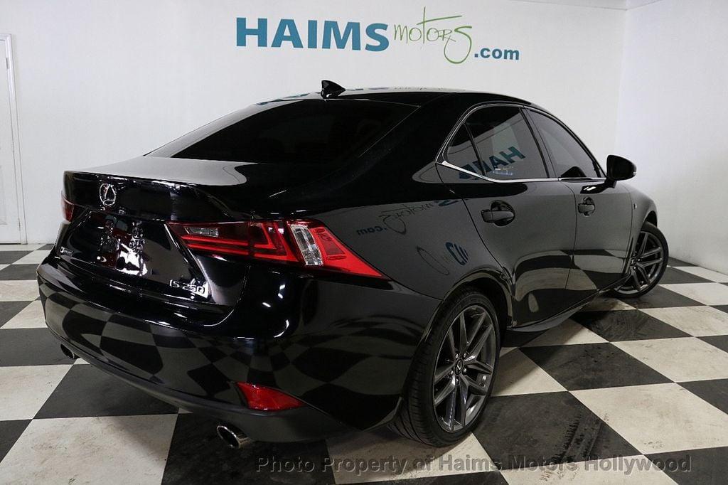 2015 Lexus IS 250 Base Trim - 18143363 - 6