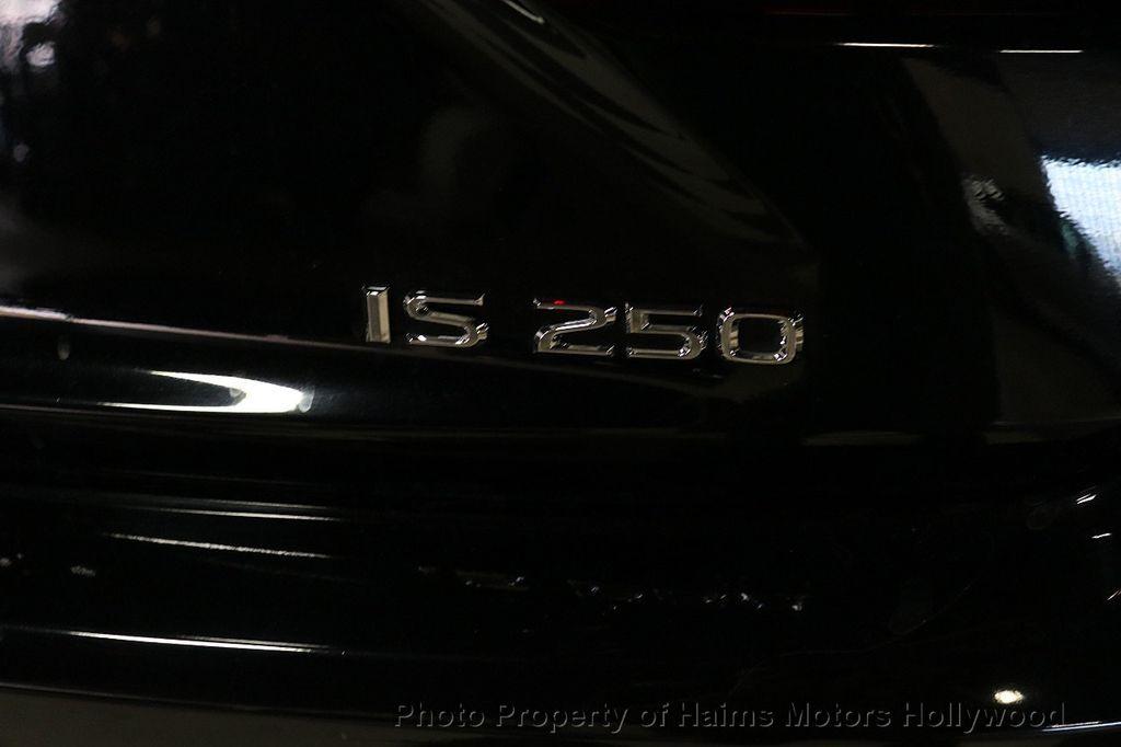 2015 Lexus IS 250 Base Trim - 18143363 - 7