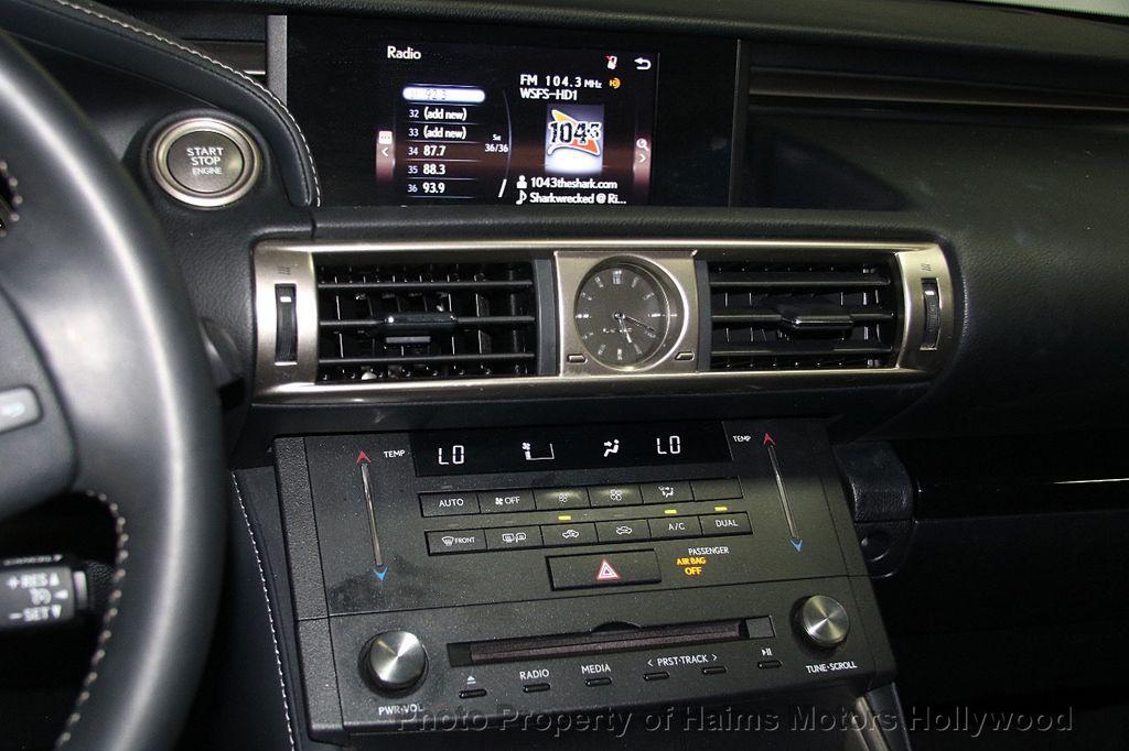 2015 Lexus IS 250 Base Trim - 18146720 - 19
