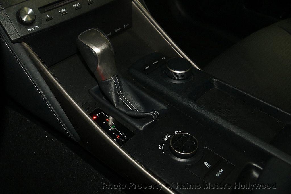 2015 Lexus IS 250 Base Trim - 18146720 - 22