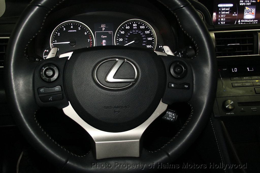 2015 Lexus IS 250 Base Trim - 18146720 - 27