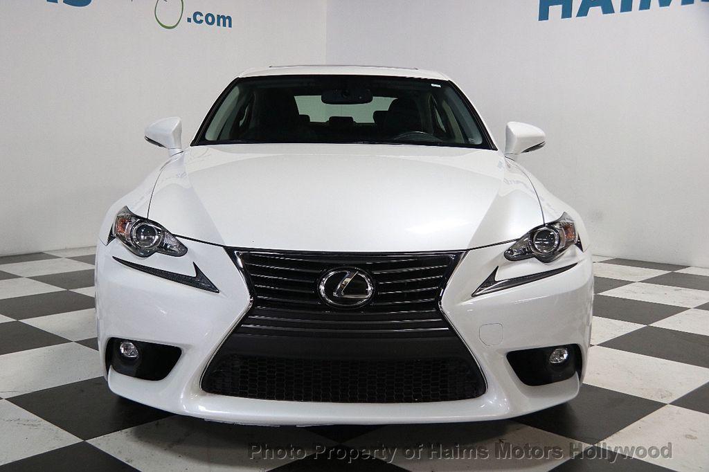 2015 Lexus IS 250 Base Trim - 18146720 - 2