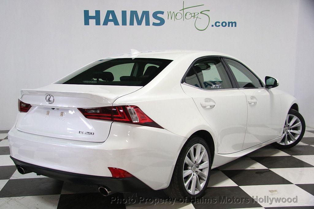 2015 Lexus IS 250 Base Trim - 18146720 - 6
