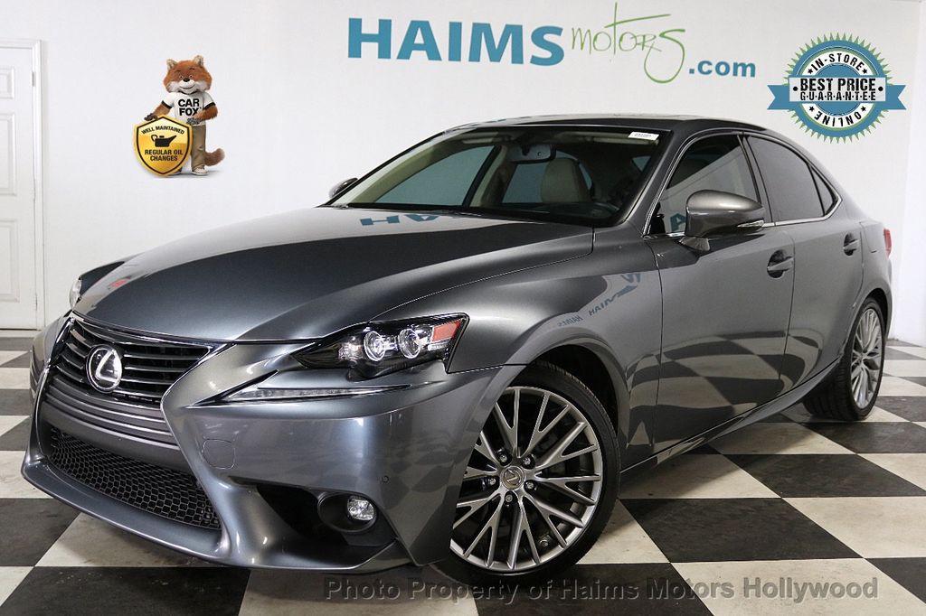 2015 Lexus IS 250 Base Trim - 18415449 - 0