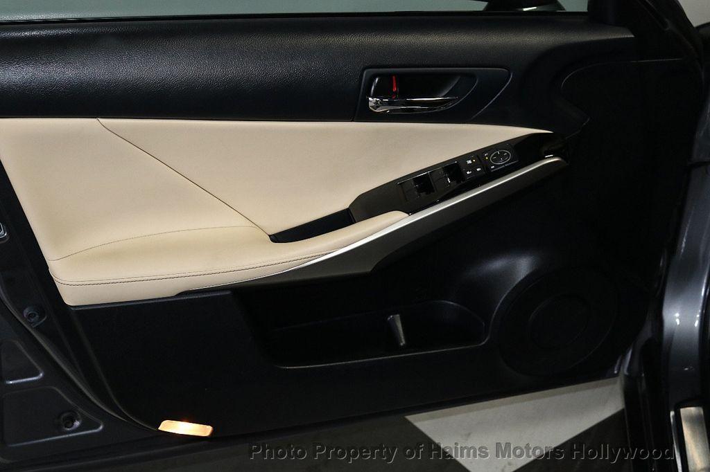 2015 Lexus IS 250 Base Trim - 18415449 - 9