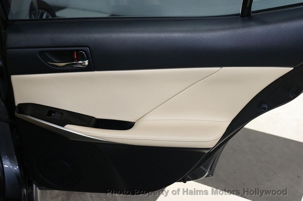 2015 Lexus IS 250 Base Trim - 18415449 - 11