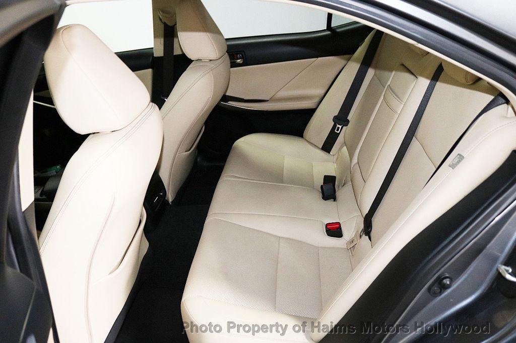 2015 Lexus IS 250 Base Trim - 18415449 - 15