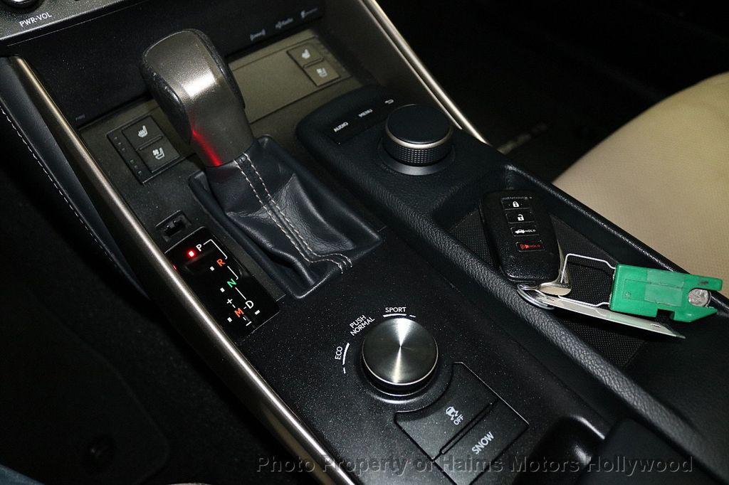 2015 Lexus IS 250 Base Trim - 18415449 - 22
