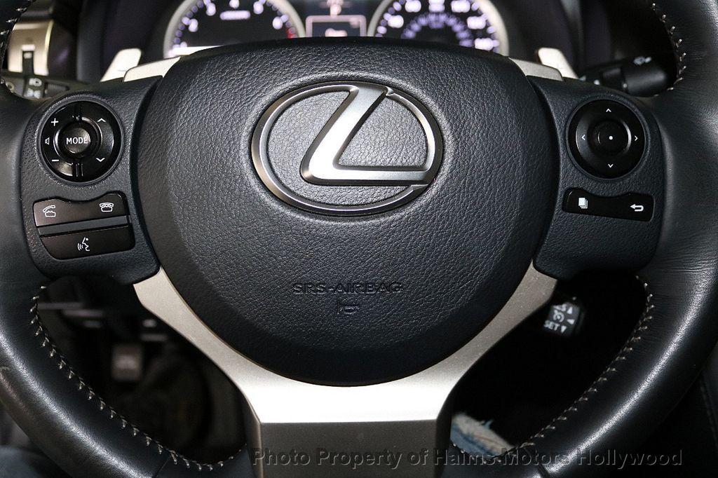 2015 Lexus IS 250 Base Trim - 18415449 - 27