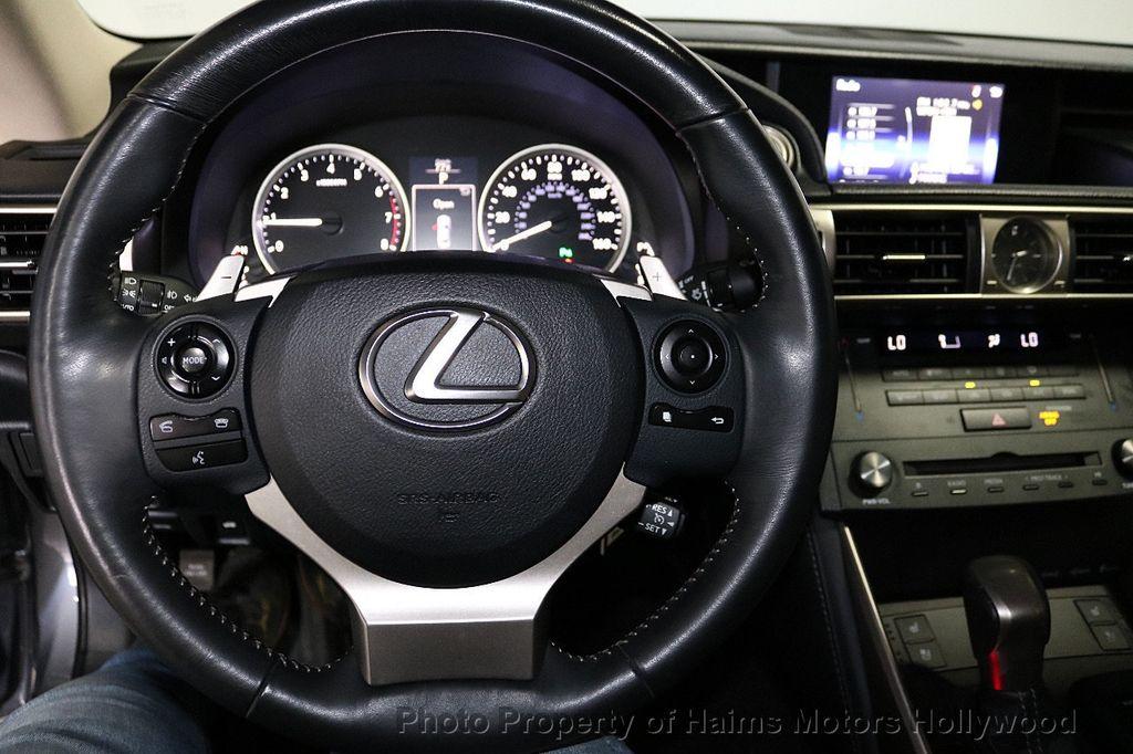 2015 Lexus IS 250 Base Trim - 18415449 - 28
