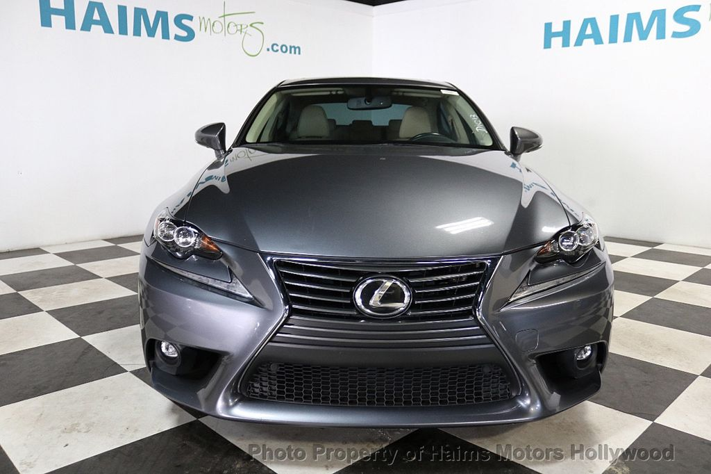 2015 Lexus IS 250 Base Trim - 18415449 - 2