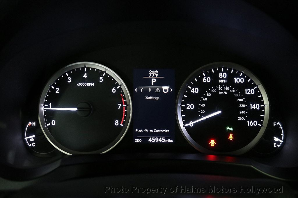 2015 Lexus IS 250 Base Trim - 18415449 - 29
