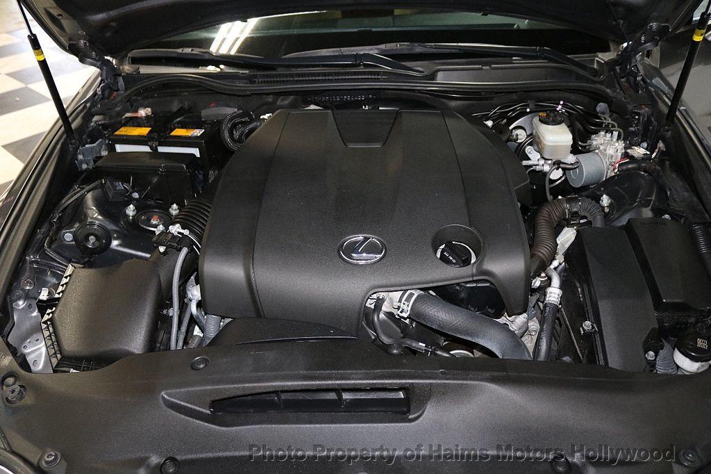 2015 Lexus IS 250 Base Trim - 18415449 - 33