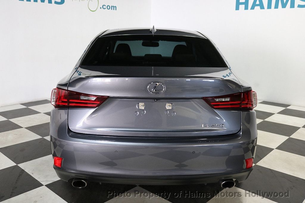 2015 Lexus IS 250 Base Trim - 18415449 - 5