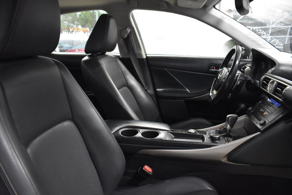 2015 Lexus IS 250 Base Trim - 18546507 - 14