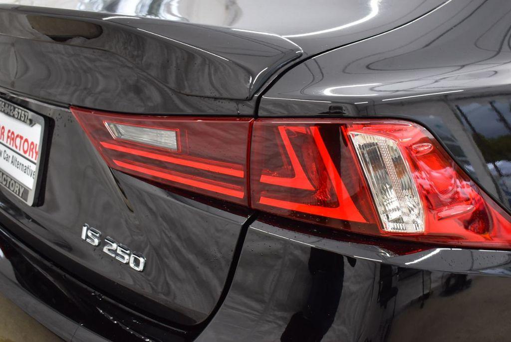 2015 Lexus IS 250 Base Trim - 18546507 - 1