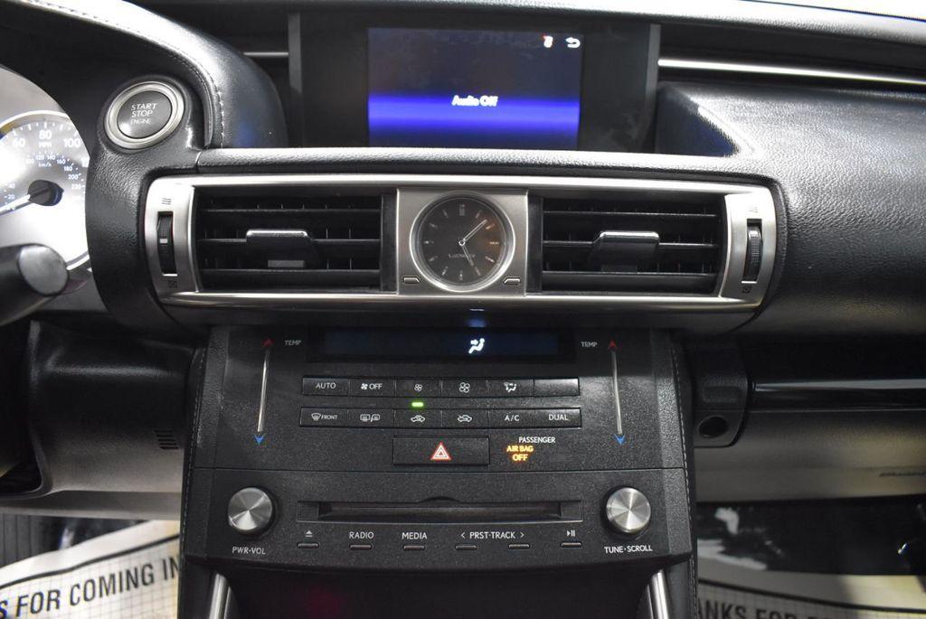 2015 Lexus IS 250 Base Trim - 18546507 - 22