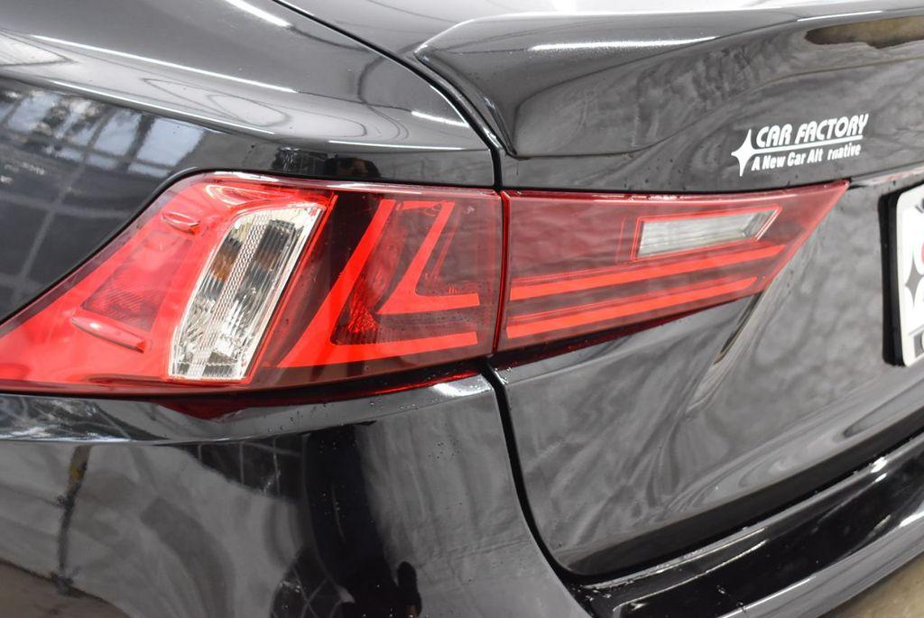 2015 Lexus IS 250 Base Trim - 18546507 - 4
