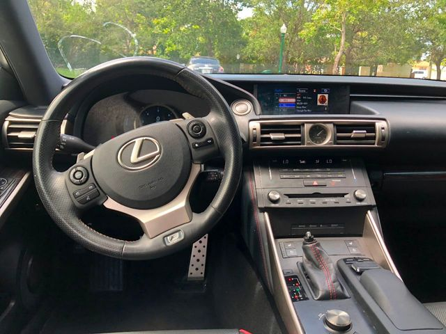 2015 Lexus IS 250 Sport Crafted Line  - Click to see full-size photo viewer