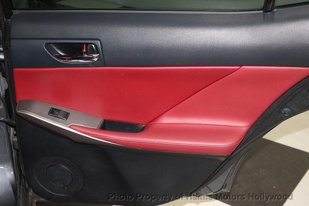 2015 Lexus IS 350 4dr Sedan RWD - 17422245 - 11
