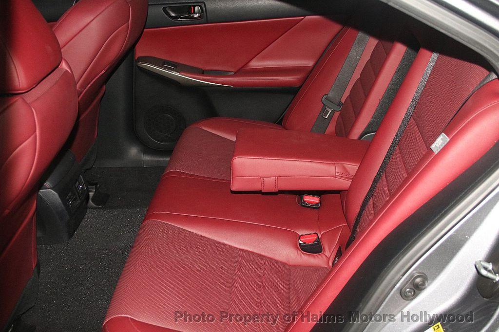 2015 Lexus IS 350 4dr Sedan RWD - 17422245 - 15