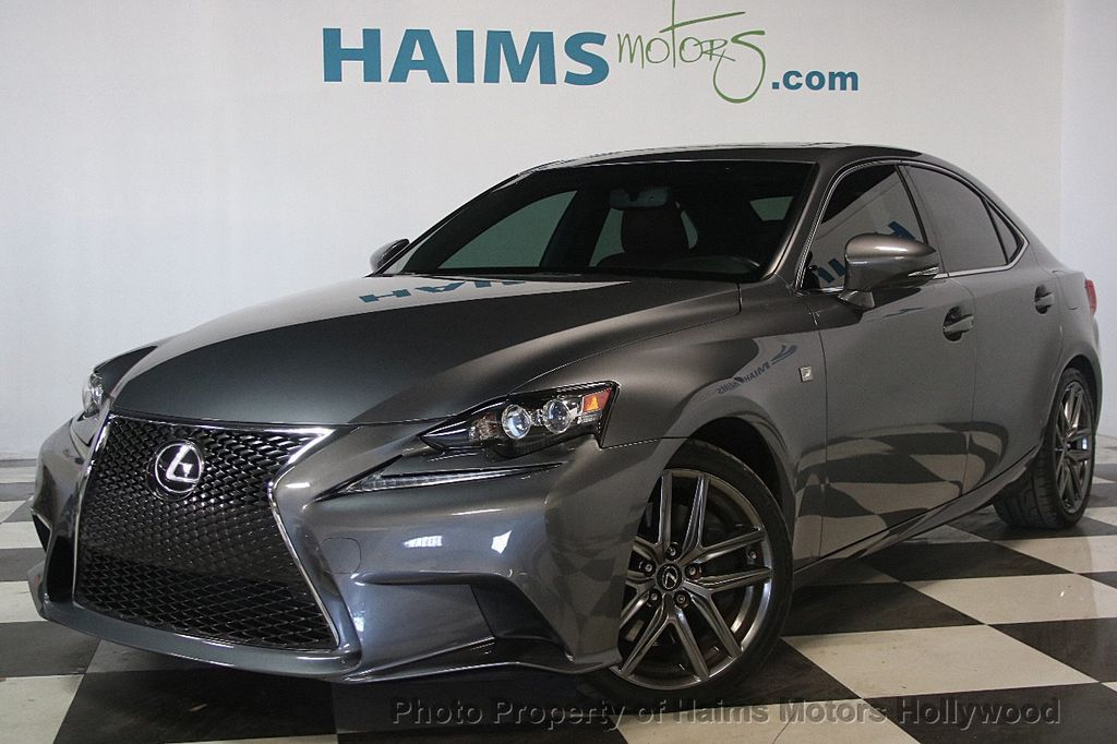 2015 used lexus is 350 4dr sedan rwd at haims motors. Black Bedroom Furniture Sets. Home Design Ideas