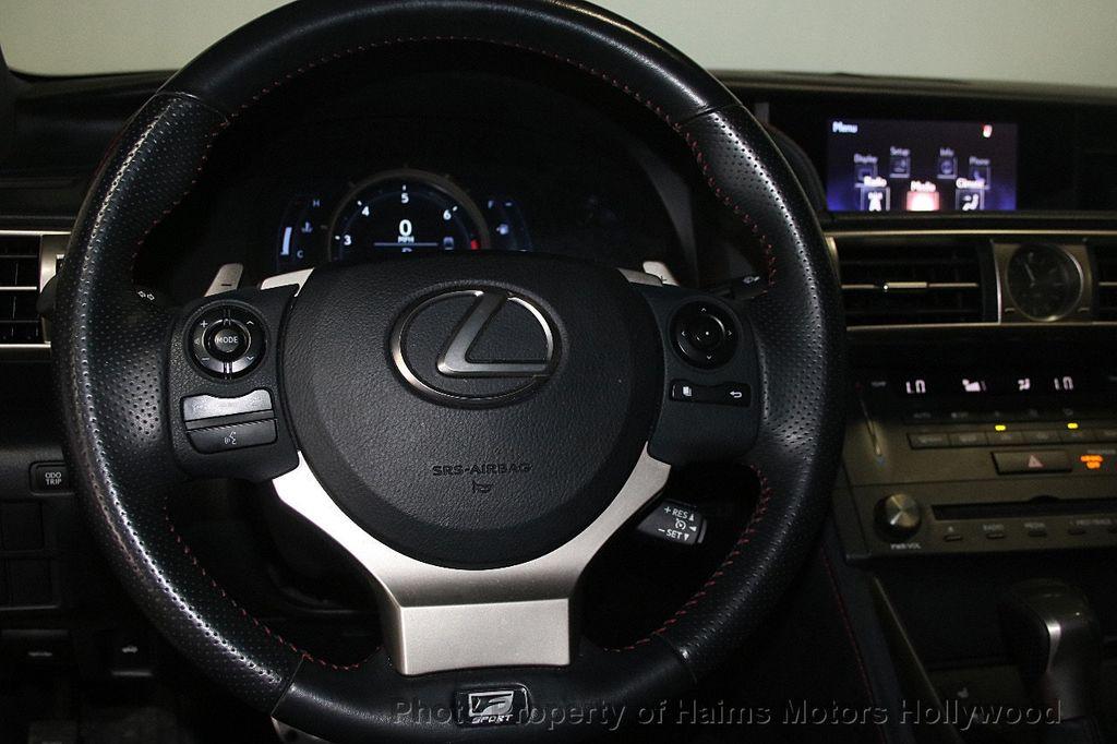2015 Lexus IS 350 4dr Sedan RWD - 17422245 - 28