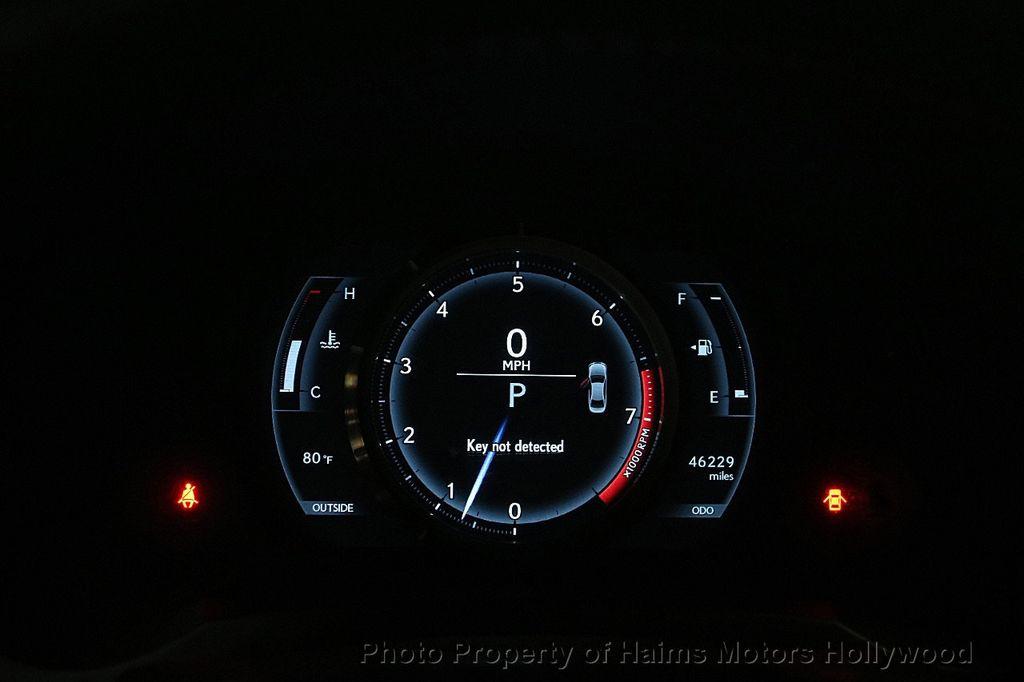 2015 Lexus IS 350 4dr Sedan RWD - 17422245 - 29