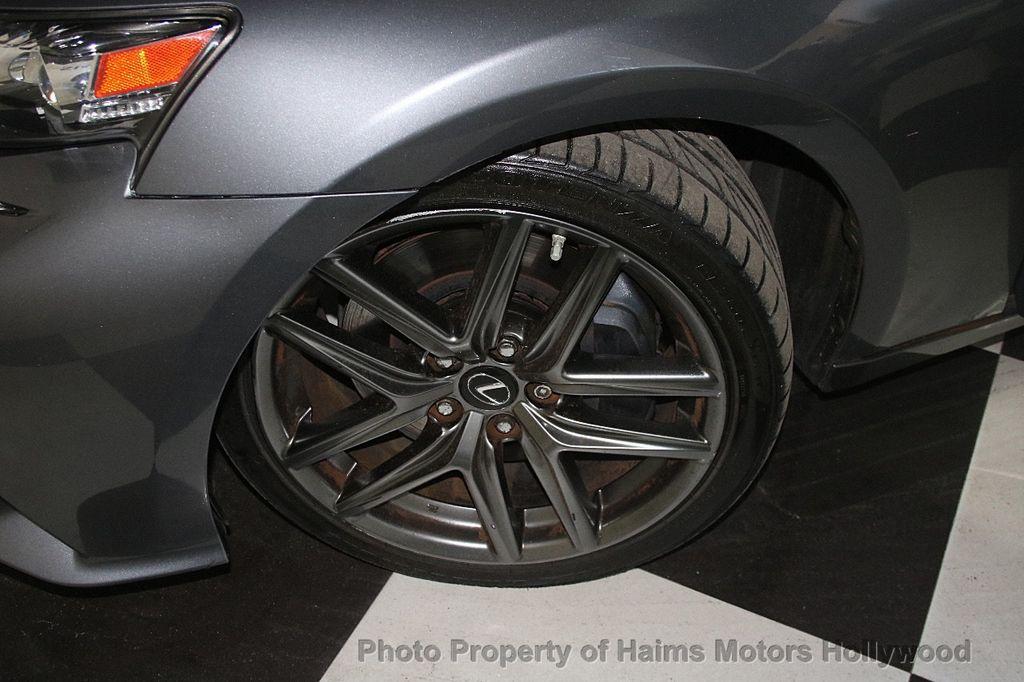 2015 Lexus IS 350 4dr Sedan RWD - 17422245 - 32