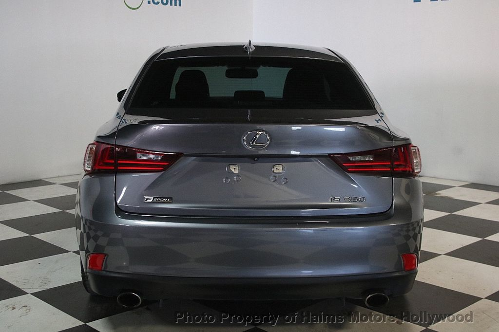 2015 Lexus IS 350 4dr Sedan RWD - 17422245 - 5