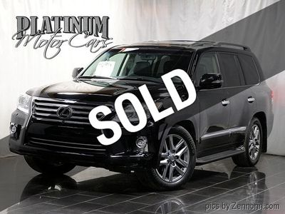 2015 Lexus LX 570 4WD 4dr - Click to see full-size photo viewer