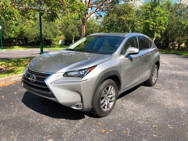 2015 Used Lexus Nx 200t Fwd 4dr At A Luxury Autos Serving Miramar