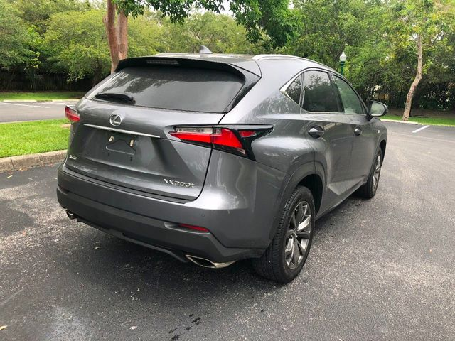 2015 Lexus NX 200t FWD 4dr F Sport - Click to see full-size photo viewer