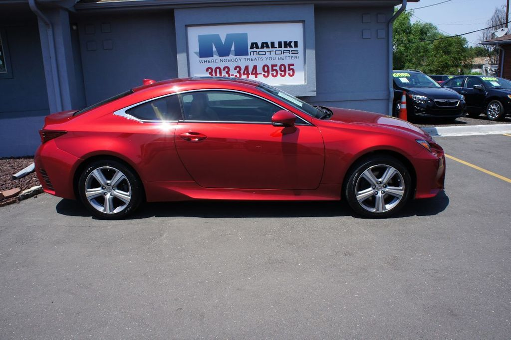 2015 Lexus RC 350 2dr Coupe AWD - 17763124 - 2