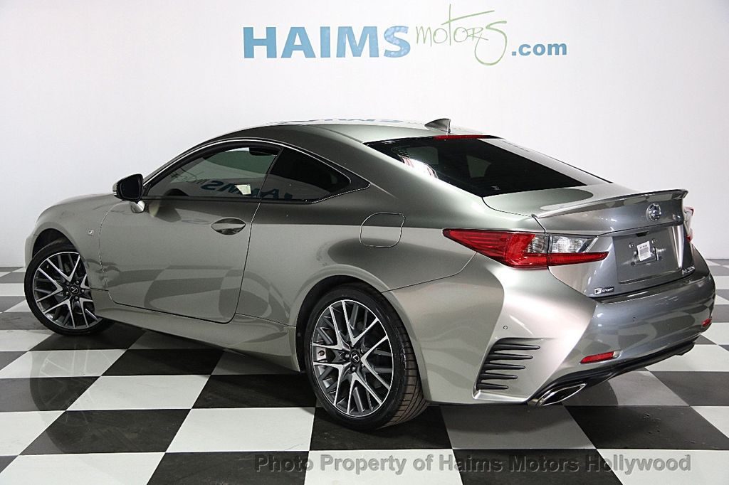 2015 used lexus rc 350 2dr coupe rwd at haims motors serving fort
