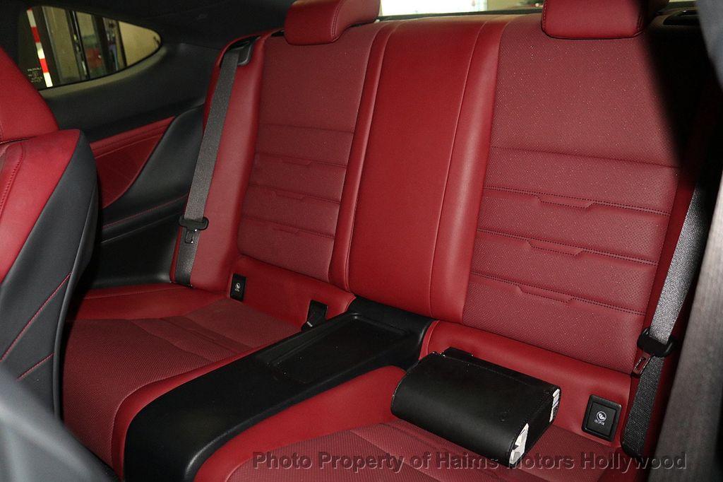 2015 Lexus RC 350 2dr Coupe RWD - 18130575 - 15