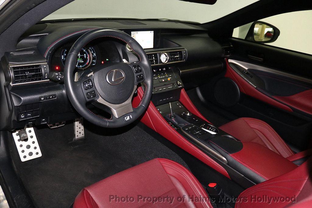 2015 Lexus RC 350 2dr Coupe RWD - 18130575 - 16