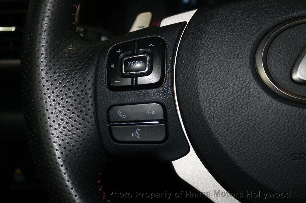 2015 Lexus RC 350 2dr Coupe RWD - 18130575 - 24