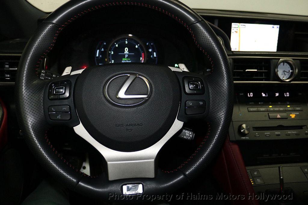 2015 Lexus RC 350 2dr Coupe RWD - 18130575 - 27