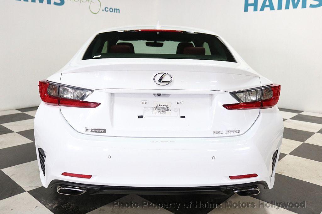 2015 Lexus RC 350 2dr Coupe RWD - 18130575 - 5